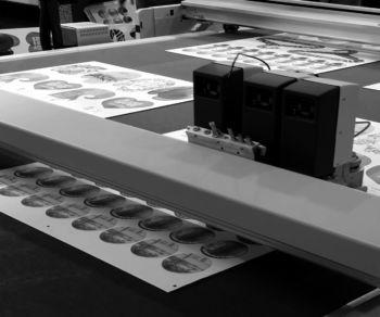 Mesa plana impresión Diper