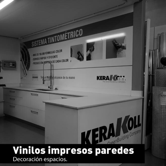 Impresión Kerakoll