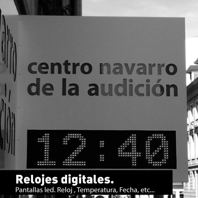 Banderola luminosa - pantalla texto móvil