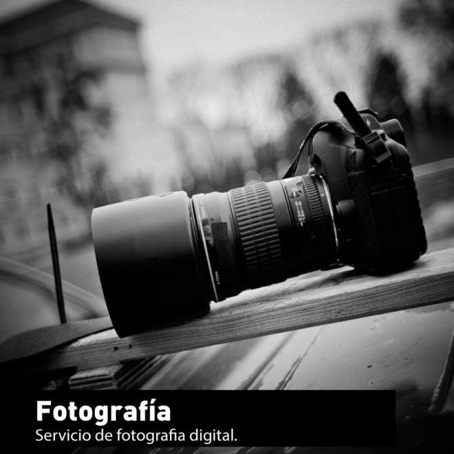 Fotografía digital.